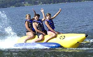 Banana Boat Rental
