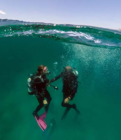 SCUBA Dive Training South Florida